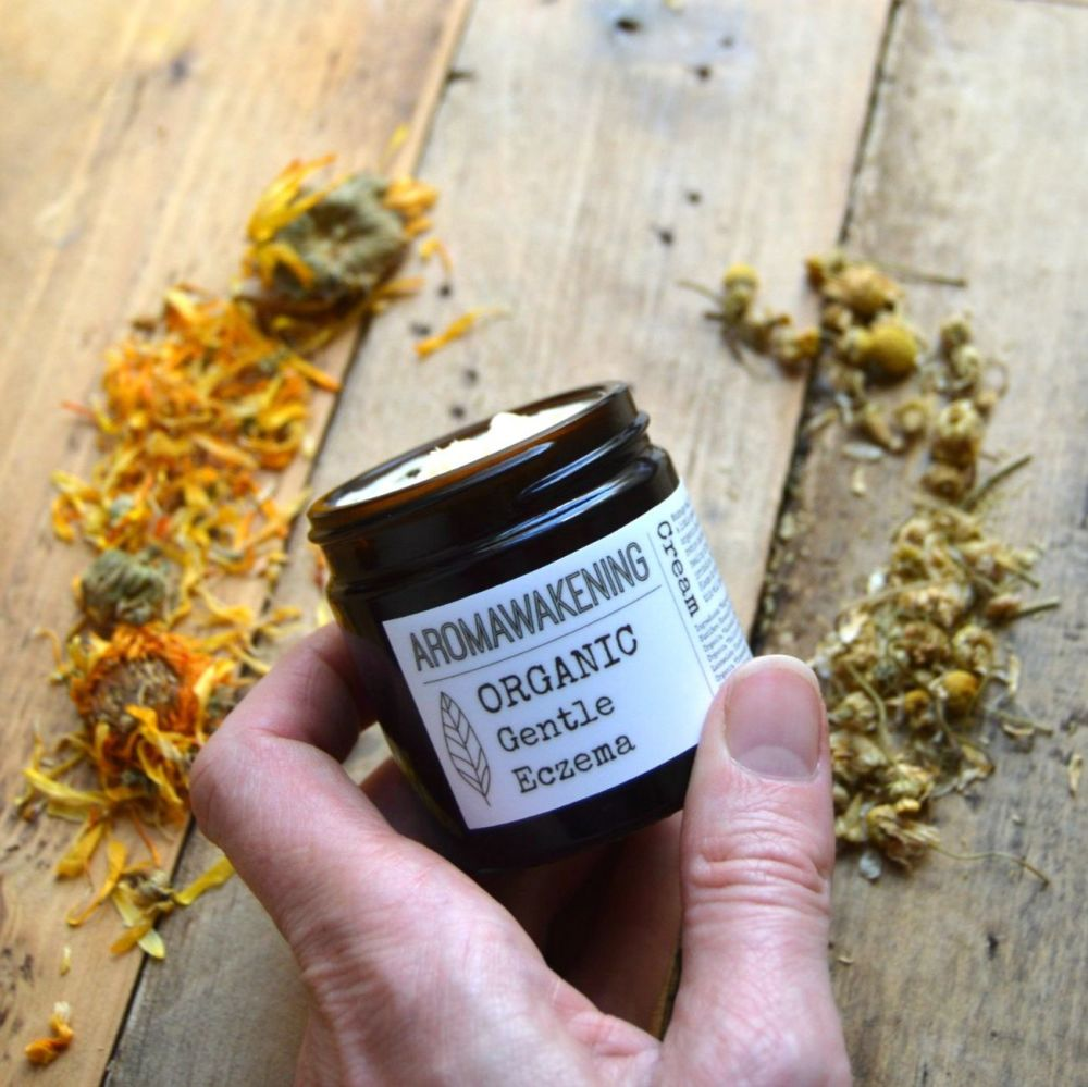 Organic Eczema Body Butter