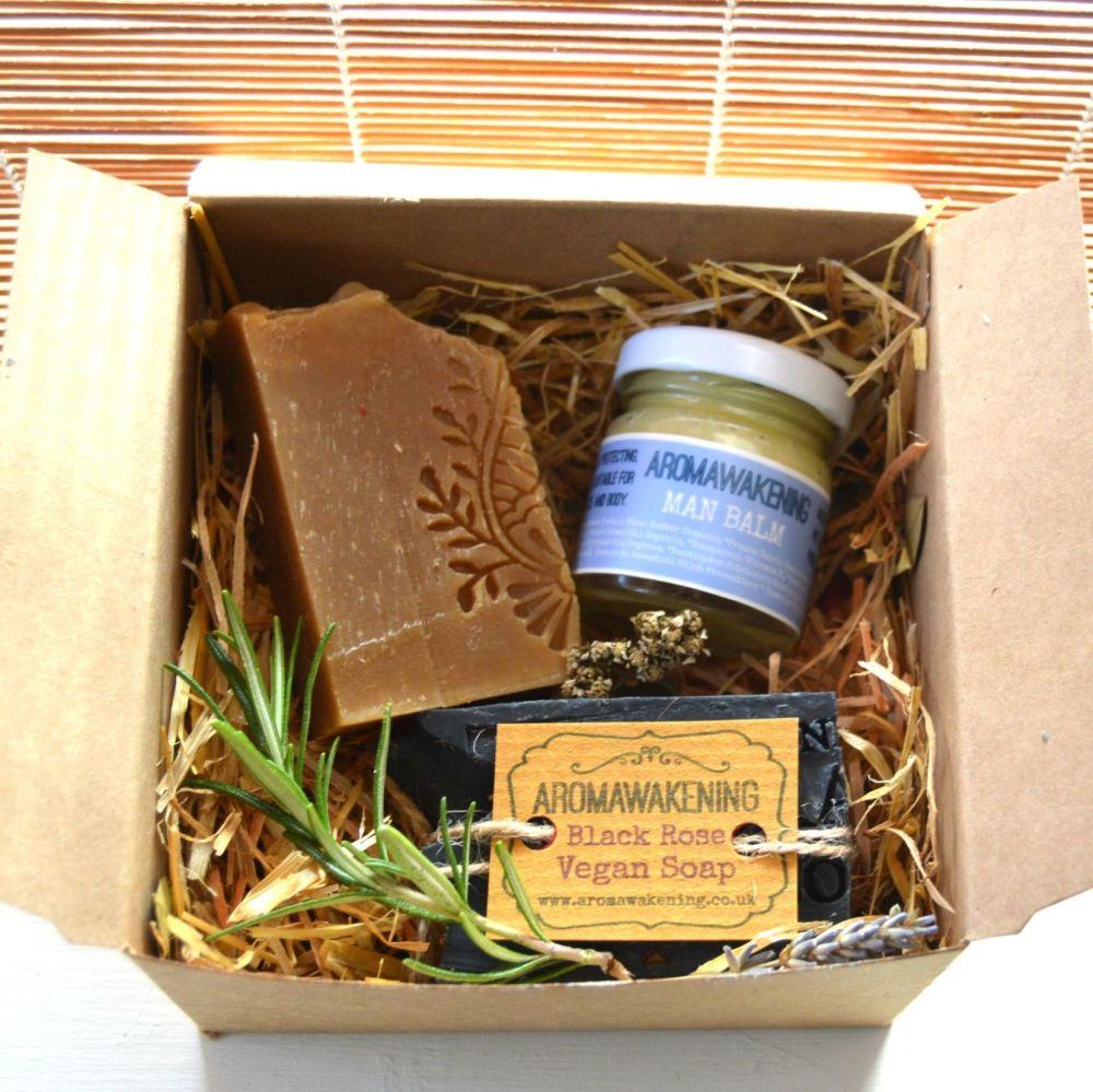 Rustic Gift Box For men