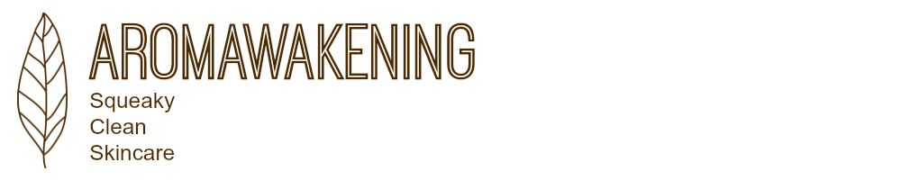 aromawakening, site logo.