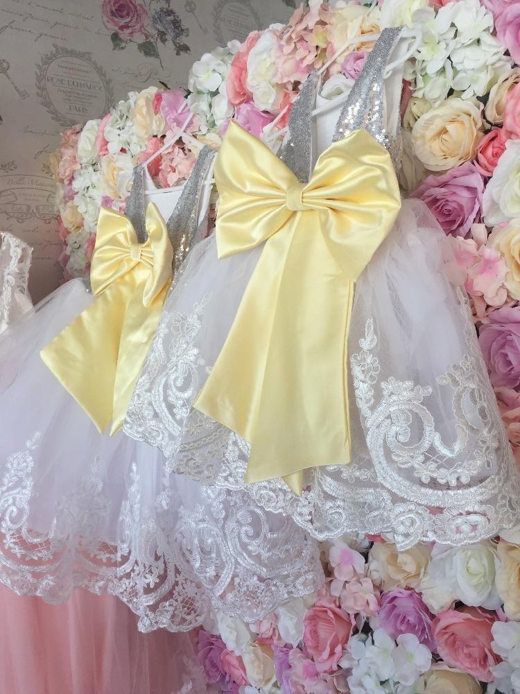 Love Bow Dress Range