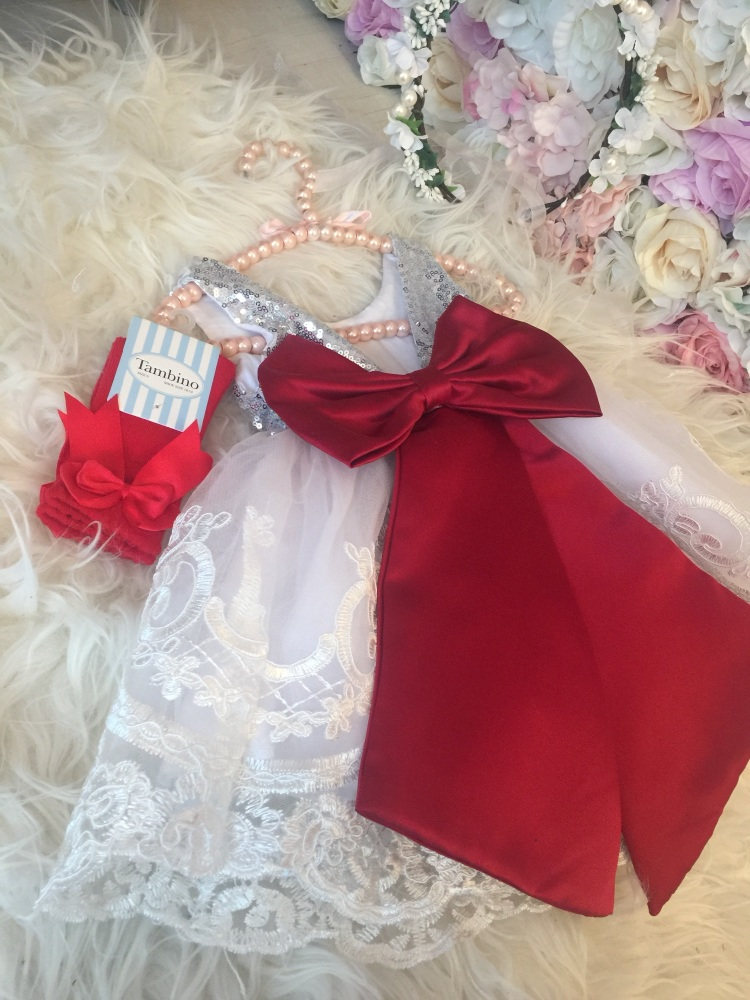 Christmas Love Bow