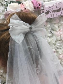 Bow Veil ( mid length )