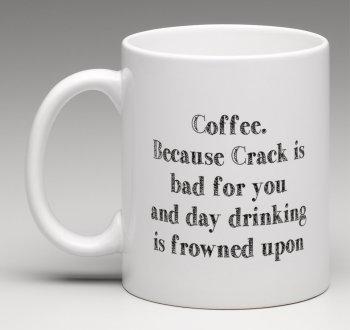 'Crack Coffee'
