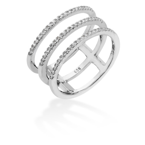 CZ Cage Ring