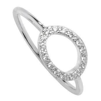 Karma Circle Ring
