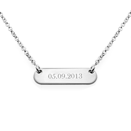 Special Date Engraved Bar