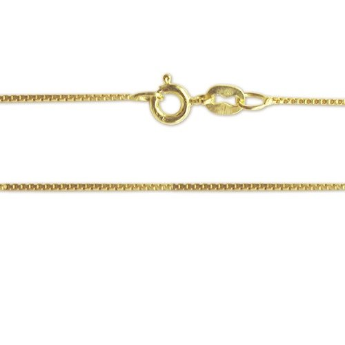 Box Chain - Gold Plated