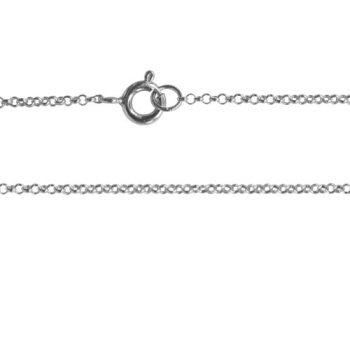 Rollo Chain - Sterling Silver