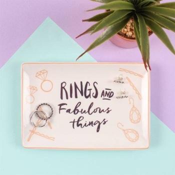 'Rings& Fabulous Things'