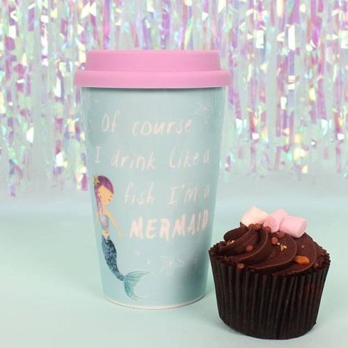 Thermal Mermaid Travel Mug