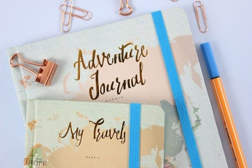 Large Adventure Journal