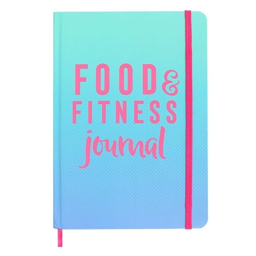 A5 Food& Fitness Journal