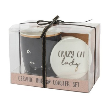Crazy Cat Lady Set