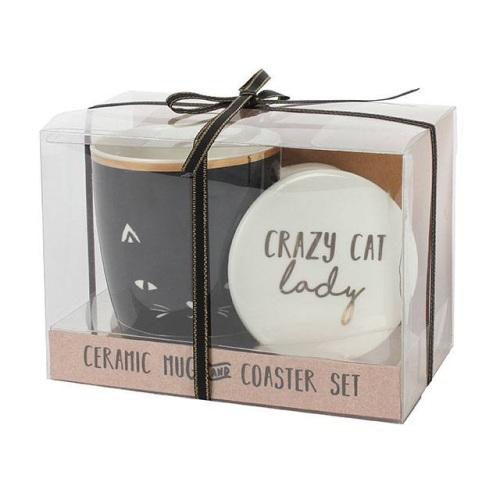 Crazy Cat Lady Set