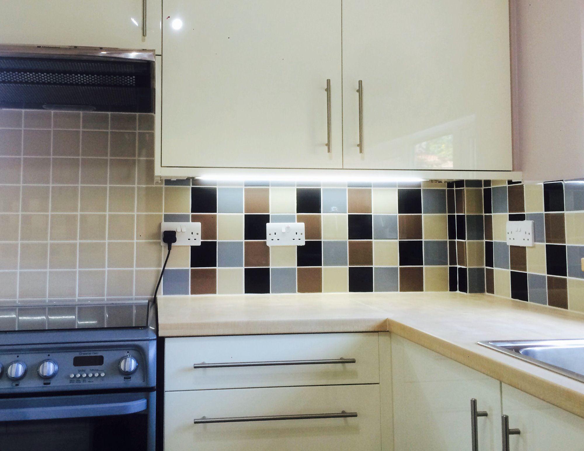 random tile pattern tilers derbyshire
