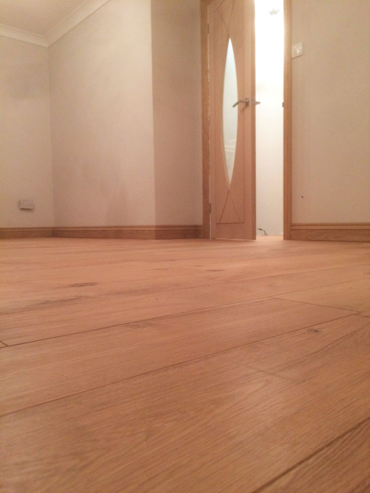 engineered wooden oak flooring derbyshire