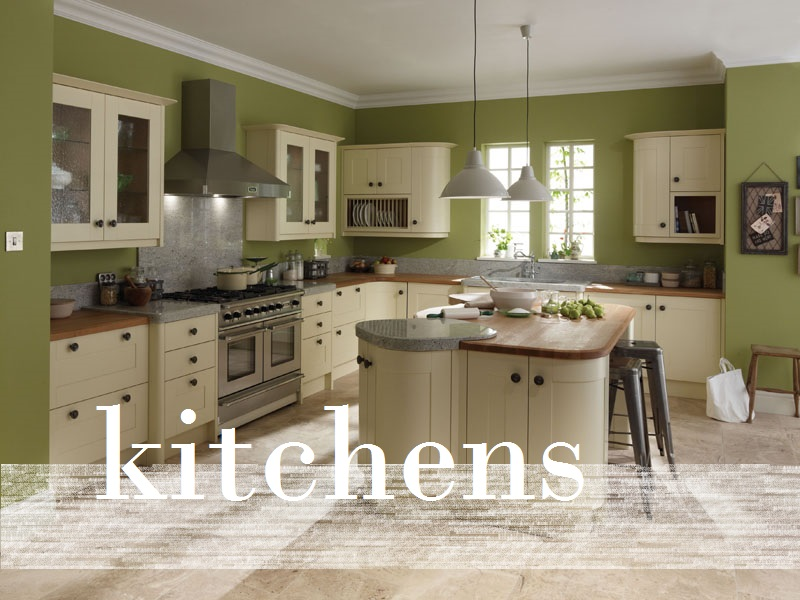 fitted kitchens derby, derbyshire