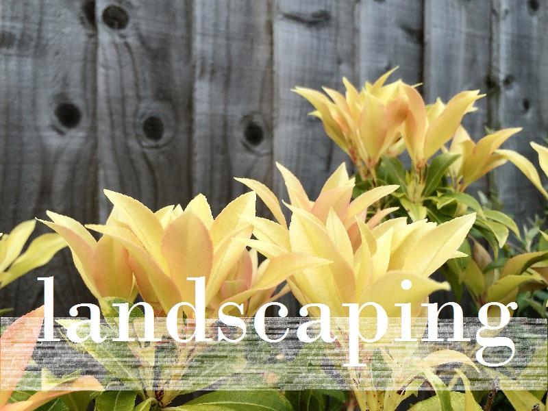 landscaping derby, derbyshire