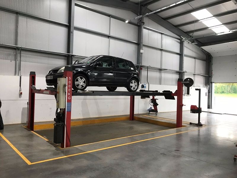 MHVS Servicing, MOT and Repairs