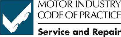 We follow the Motor Industry Code of Practice