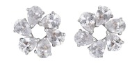 GRACE CUBIC ZIRCONIA EARRINGS