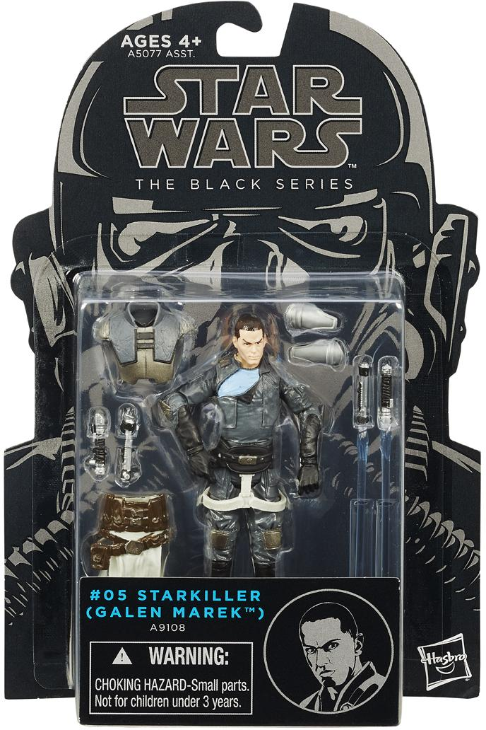 Star Wars Figure The Black Series Starkiller (Galen Marek) 3.75