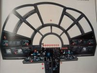 Star Wars Model Fibre Optic Large Millenium Falcon FRONT COCKPIT CONTROLS SET