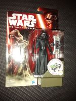 "* Star Wars The Force Awakens KYLO REN Collectable Figure 3.75"" Tall *"