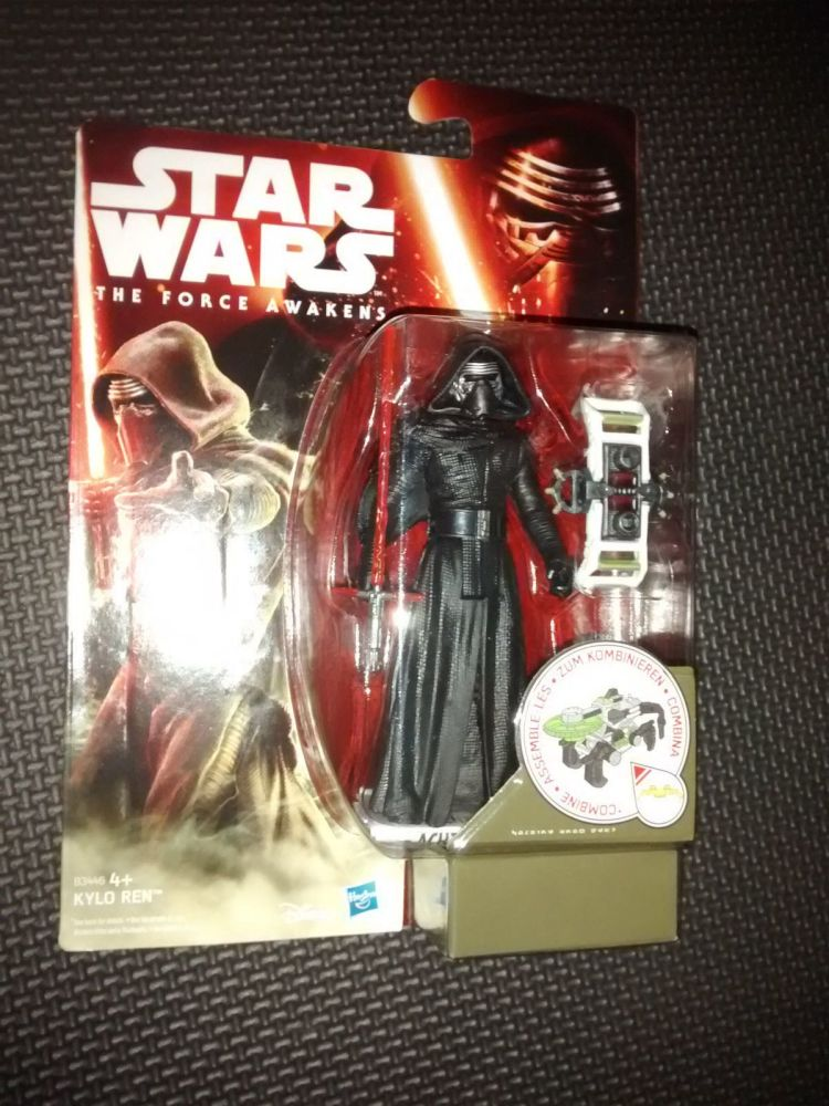 Star Wars The Force Awakens KYLO REN Collectable Figure 3.75