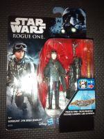 "Star Wars Rogue One Sergeant Jyn Erso (Eadu) Collectable Figure 3.75"""