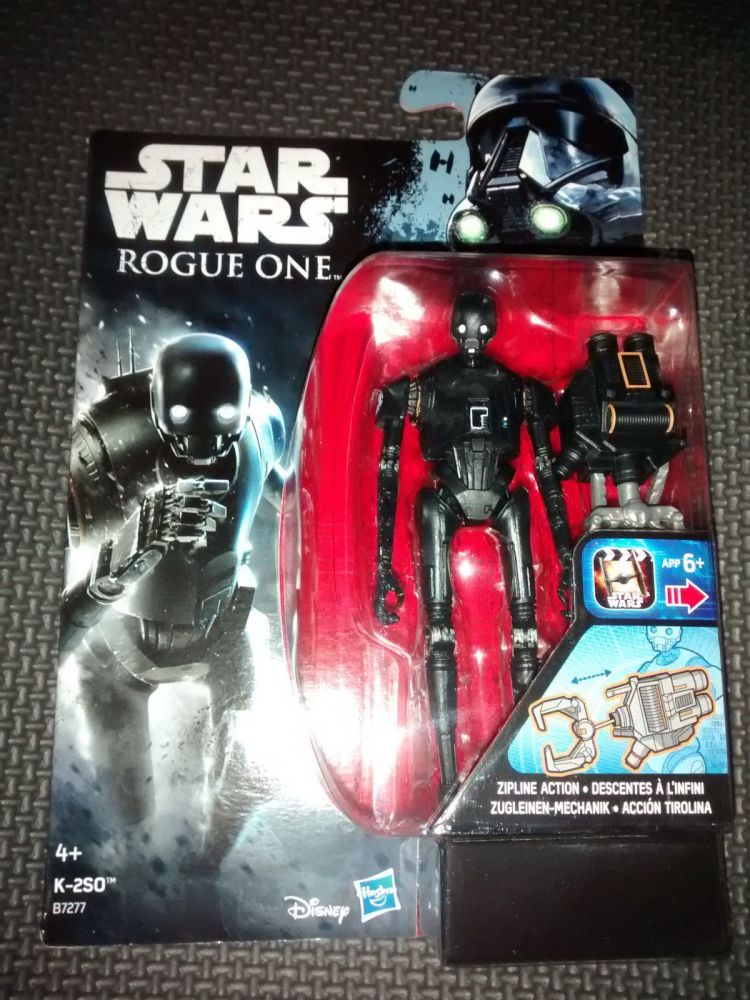 Star Wars Rogue One K-2SO Collectable Figure 3.75