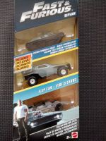 Fast & Furious Collectable Diecast Cars Custom Mission Pack