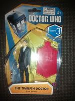 "Official BBC Doctor Who - The Twelfth Doctor From Series 8 - Collectable Figure 3.75"" Tall"