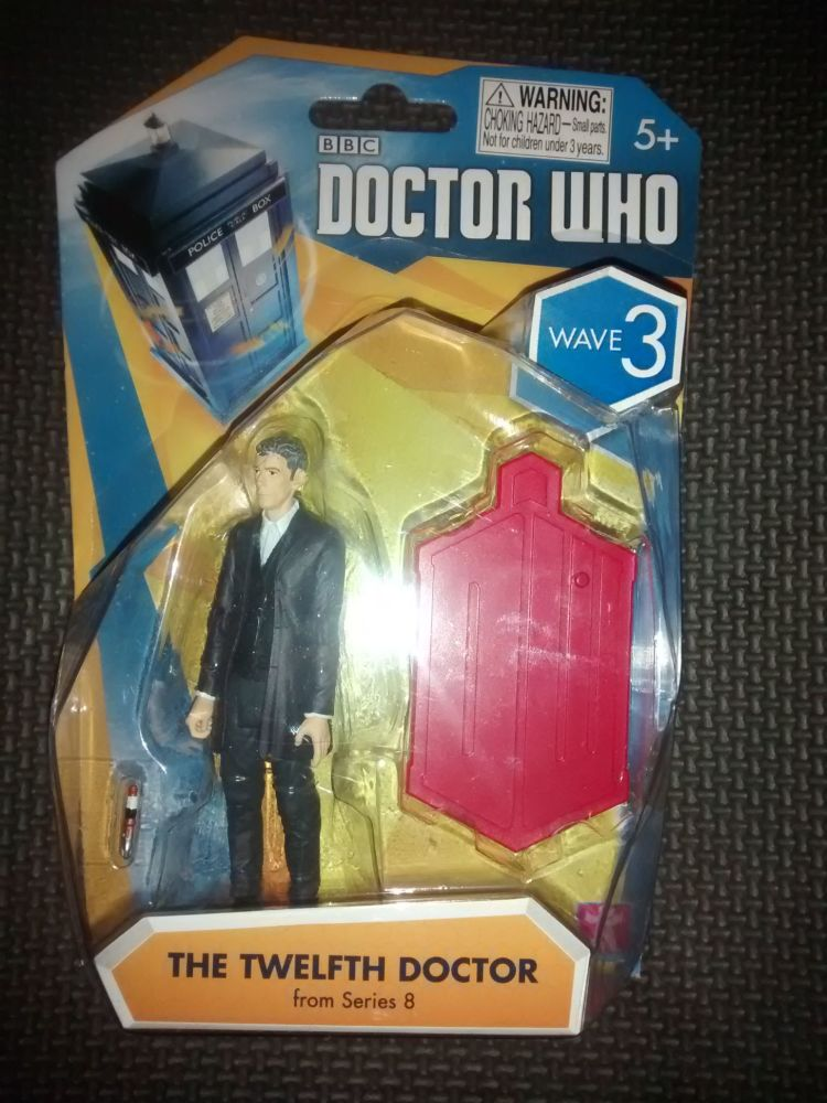 Official BBC Doctor Who - The Twelfth Doctor From Series 8 - Collectable Fi