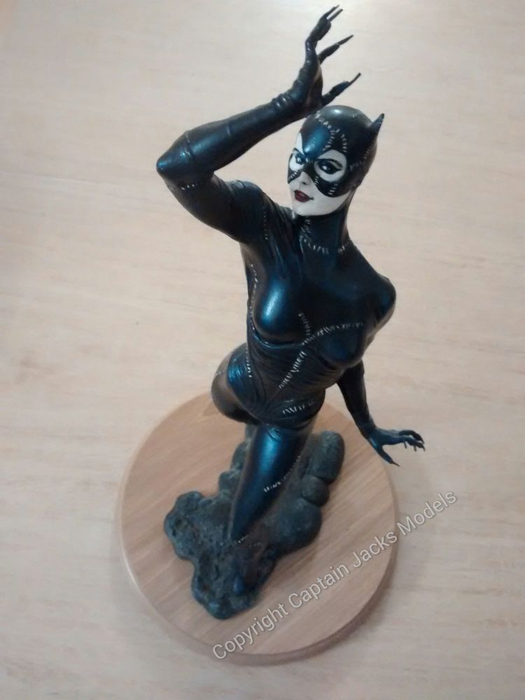 Michelle Pfeiffer Catwoman - Batman Returns - Collectors Display Model