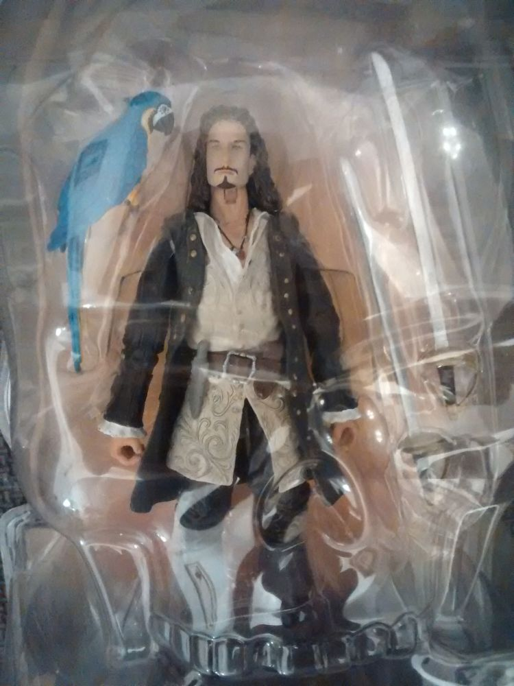 Disney Store - Collectors Figure - Pirates Of The Caribbean - Dead Mans Che