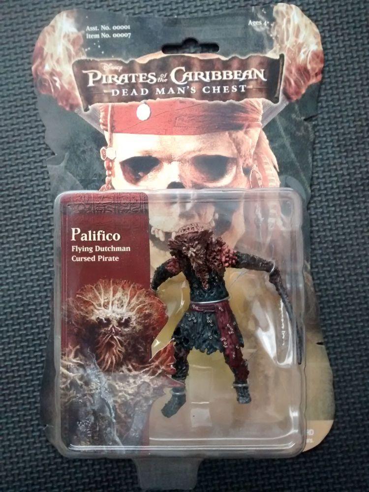 Zizzle - Collectors Figure - Pirates Of The Caribbean Dead Mans Chest - Pal