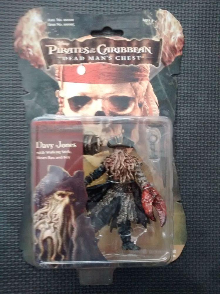 Zizzle - Collectors Figure - Pirates Of The Caribbean Dead Mans Chest - Dav