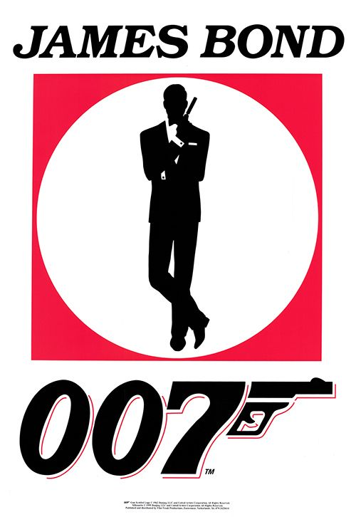 All items - James Bond