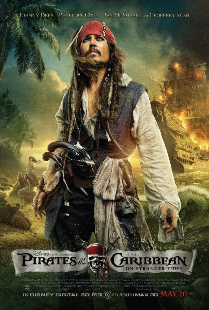 All Items - Pirates Of The Caribbean