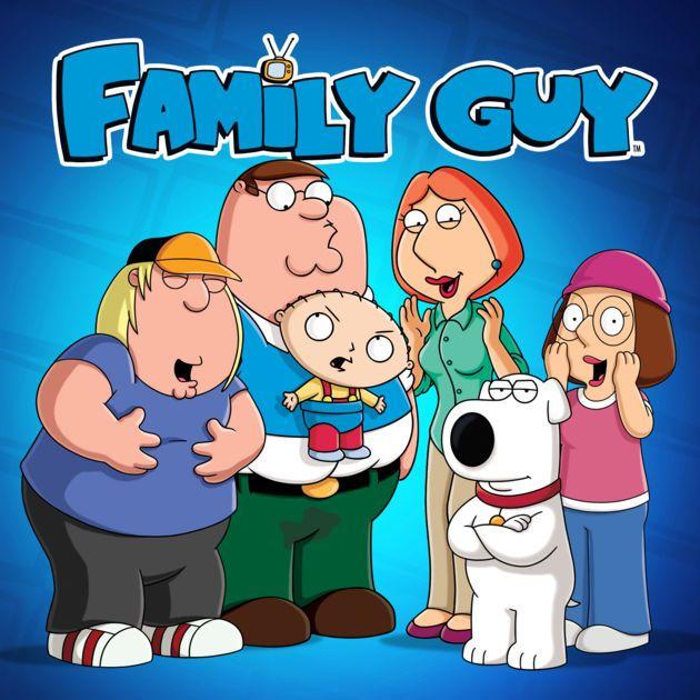 All Items - Family Guy