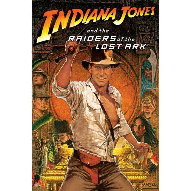 All Items - Indiana Jones