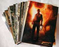 Topps 2008 - Collectable Trading Cards - Indiana Jones & Thye Kingdom Of The Crystal Skull