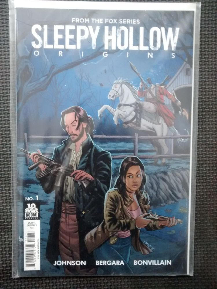 Boom Studios - Collectable Comic - Sleepy Hollow Origins