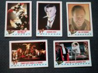 Vintage Collectable Trading Cards - Gremlins 2 The New Batch - Cards 13, 20, 25, 31, 35