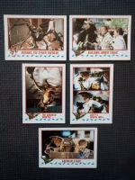 Vintage Collectable Trading Cards - Gremlins 2 The New Batch - Cards 38, 61, 64, 66, 73