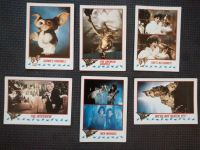 Vintage Collectable Trading Cards - Gremlins 2 The New Batch - Cards 64, 68, 69, 75, 78, 88