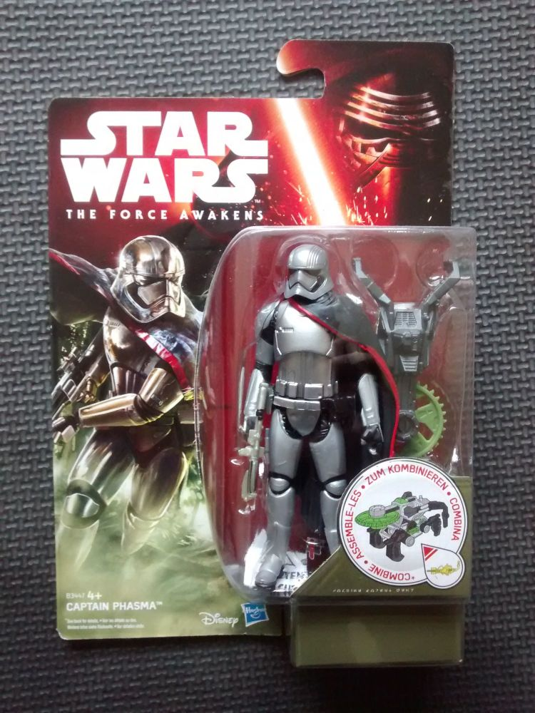 Star Wars Rogue One Imperial Stormtrooper Collectable Figure 3.75