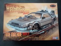 Polar Lights - Back To The Future Part III - Time Machine Mark IV Final Act - Model Kit