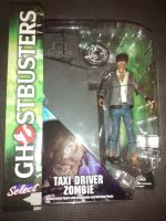 Diamond Select Deluxe Figures - Ghostbusters - Taxi Driver Zombie